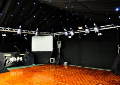 marquee hire in east sussex